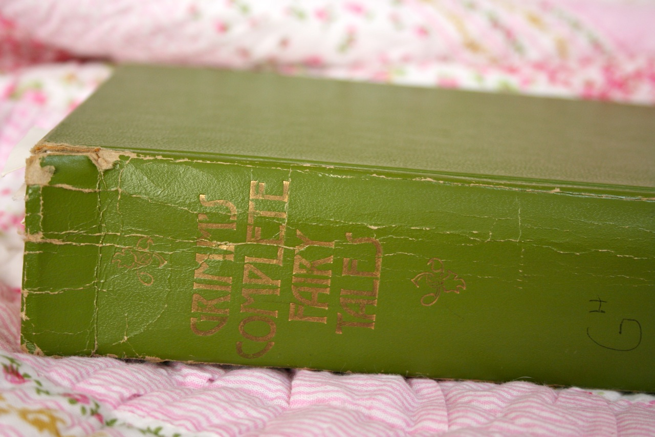 "One of my favourite childhood books. The ""G H"" on the spine was part of my 4th grade personal library cataloguing system. Yep, I was that nerdy."